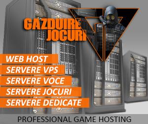 Gazduire Servere Jocuri | Servere Dedicate | Webhost